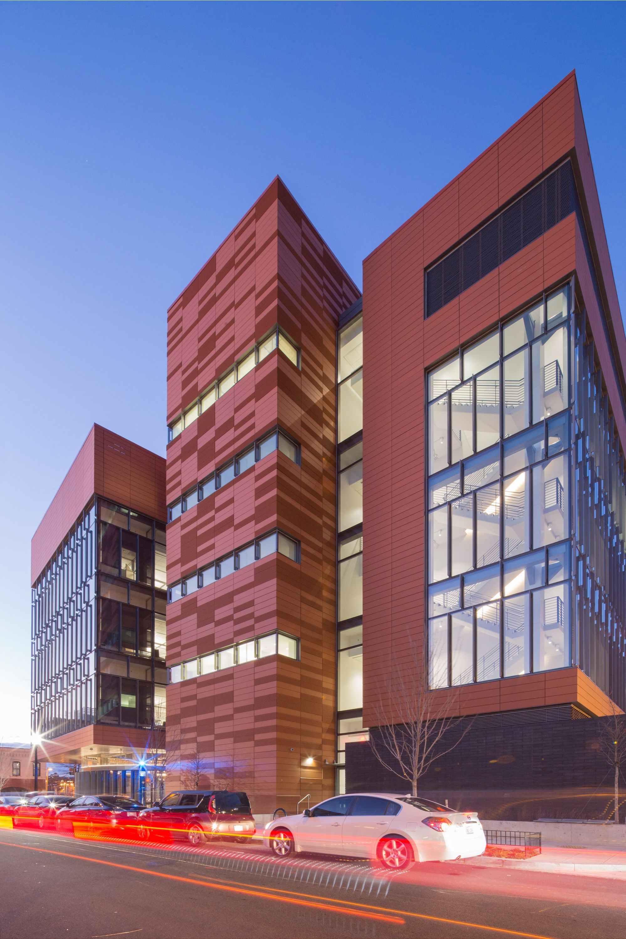 Офисное здание T3 © Ema Peter | Architecture (Modern & Classic ...