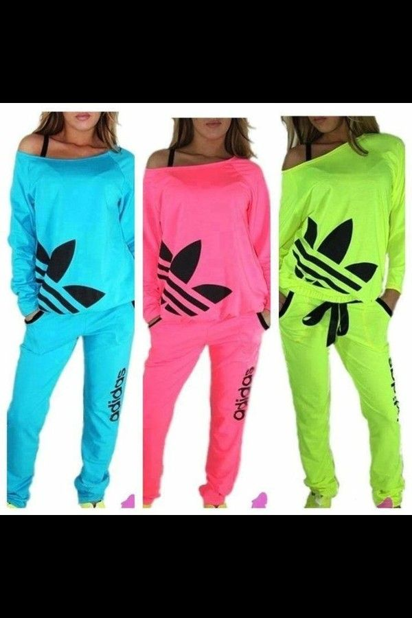 be9f0686132 jacket clothes pants adidas neon sweater brand pink adidas