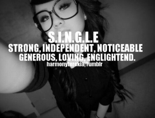 Single sayings tumblr