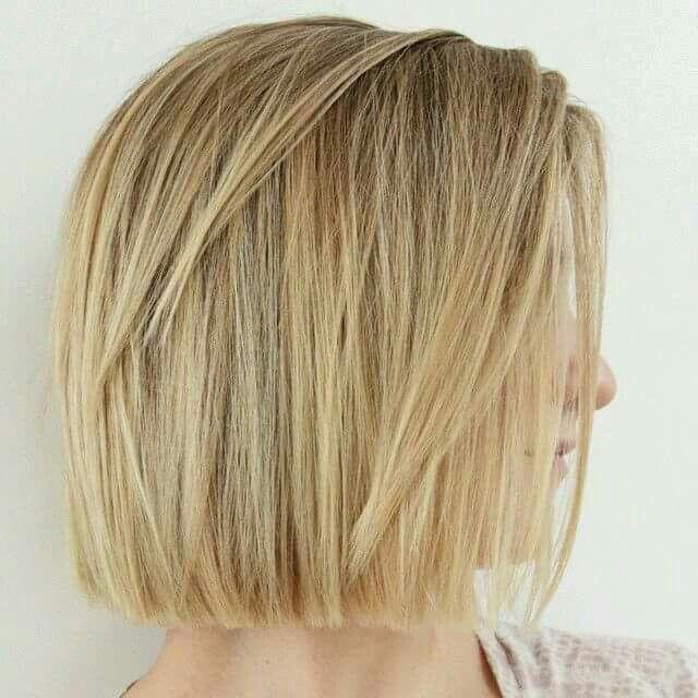 Frisuren kinnlang gewellt