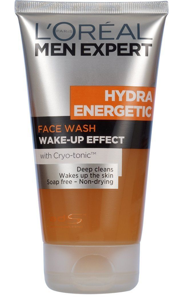 L Oreal Men Expert Hydra Energetic Foaming Cleansing Gel 150ml 5oz By L Oreal Paris This Is An Amazon Affiliate Link Cleansing Gel Face Wash Loreal Paris