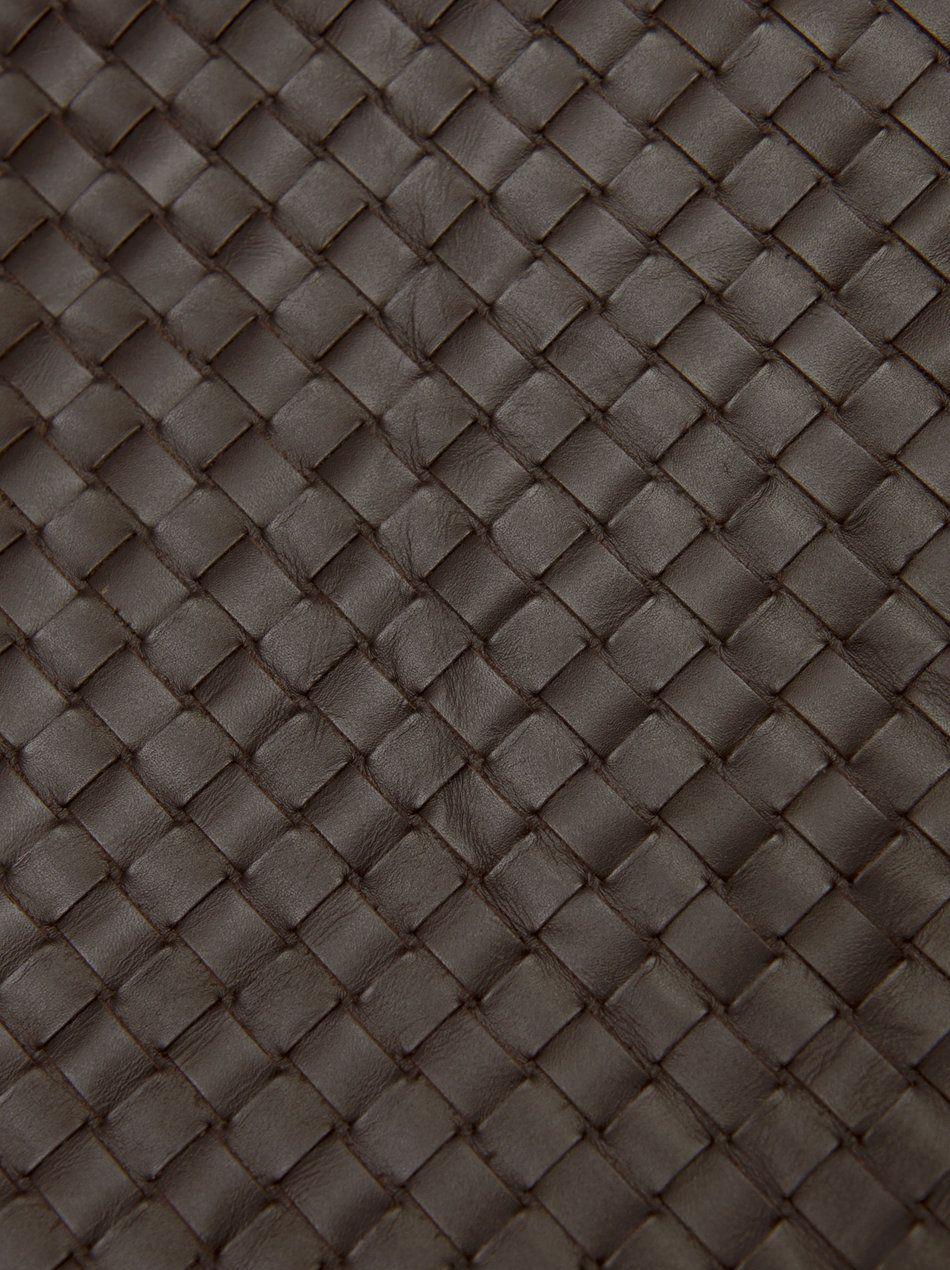 Bottega Veneta Intrecciato Leather In 2019 Leather