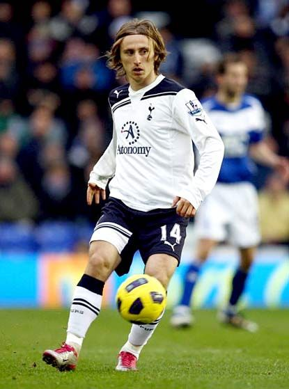 bfc5f58b3 Luka Modric - Tottenham