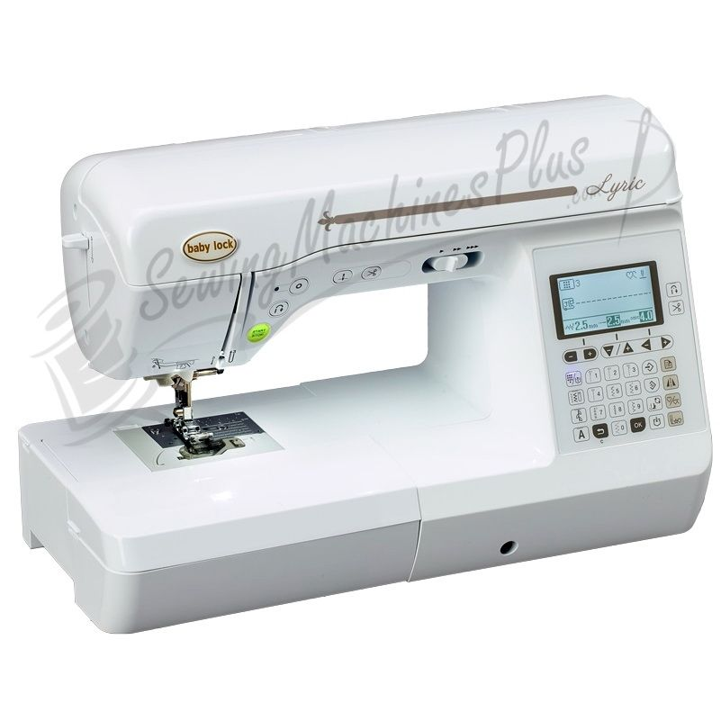 Baby Lock Lyric Sewing Machine Only (BLMLR) | Sewing ...