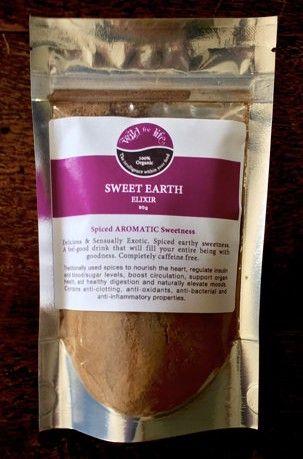 SWEET EARTH ELIXIRSpiced Aromatic Sweetness