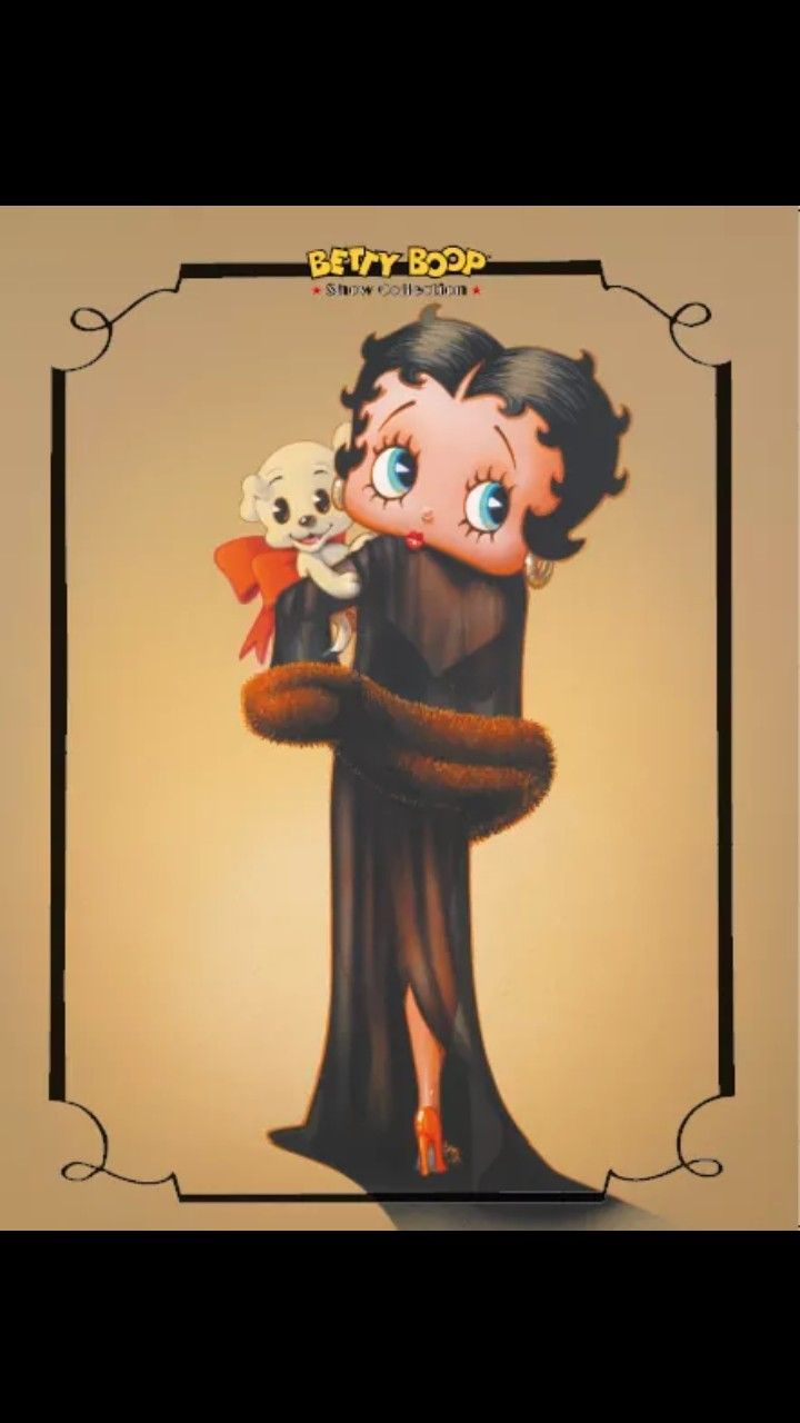 Pin by Fidan Aliyeva on Betty Boop | Pinterest | Betty boop
