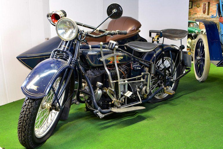 1924 Henderson Henderson Cars For Sale Motorcycle
