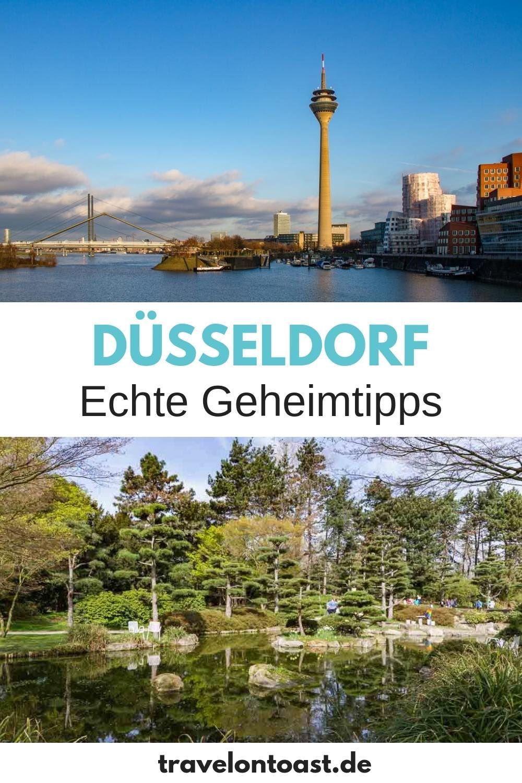 Düsseldorf Tipps: Die Geheimtipps einer Einheimischen - Reiseblog Travel on Toast #backpackingthailand