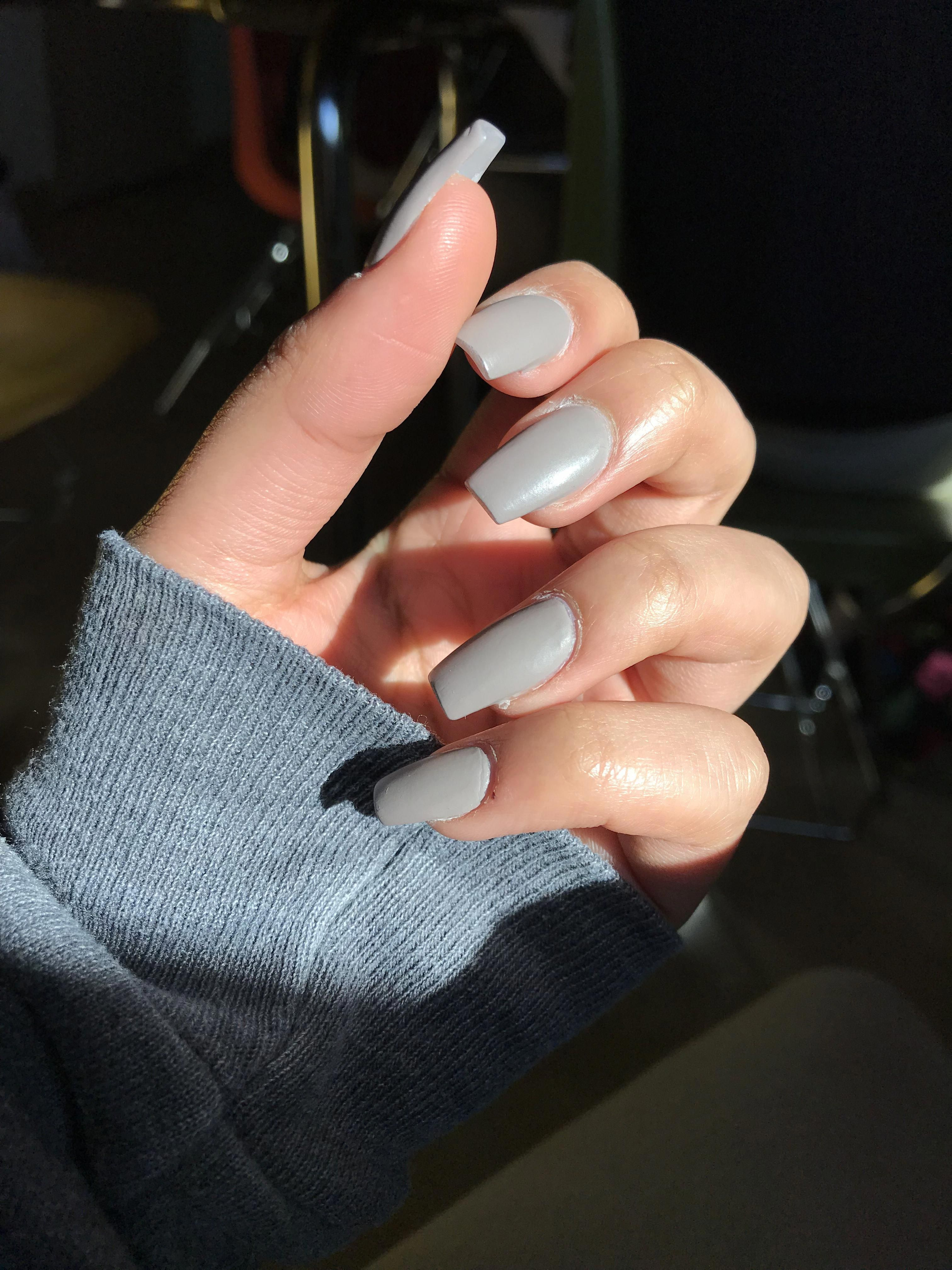 Nail Care Services Materials Nail Care Products Near Me!   Matte ...