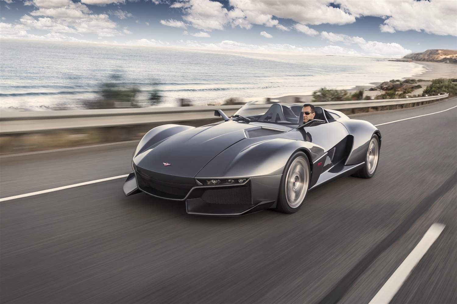 This Is Your New 500 Hp Carbon Fiber All American Supercar Superdeportivos Coches Conceptuales Autos