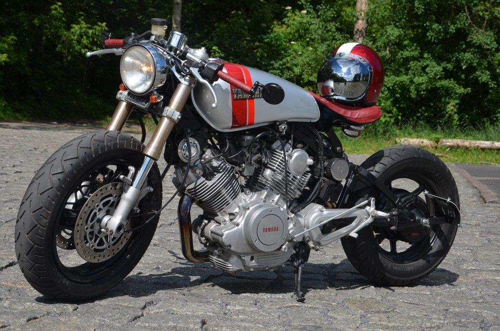 Yamaha Xv 750 Custom Bobber Cafe Racer Bratstyle 5457431569 Oficjalne Archiwum Allegro Yamaha Cafe Racer Bobber Motorcycle Custom Bobber