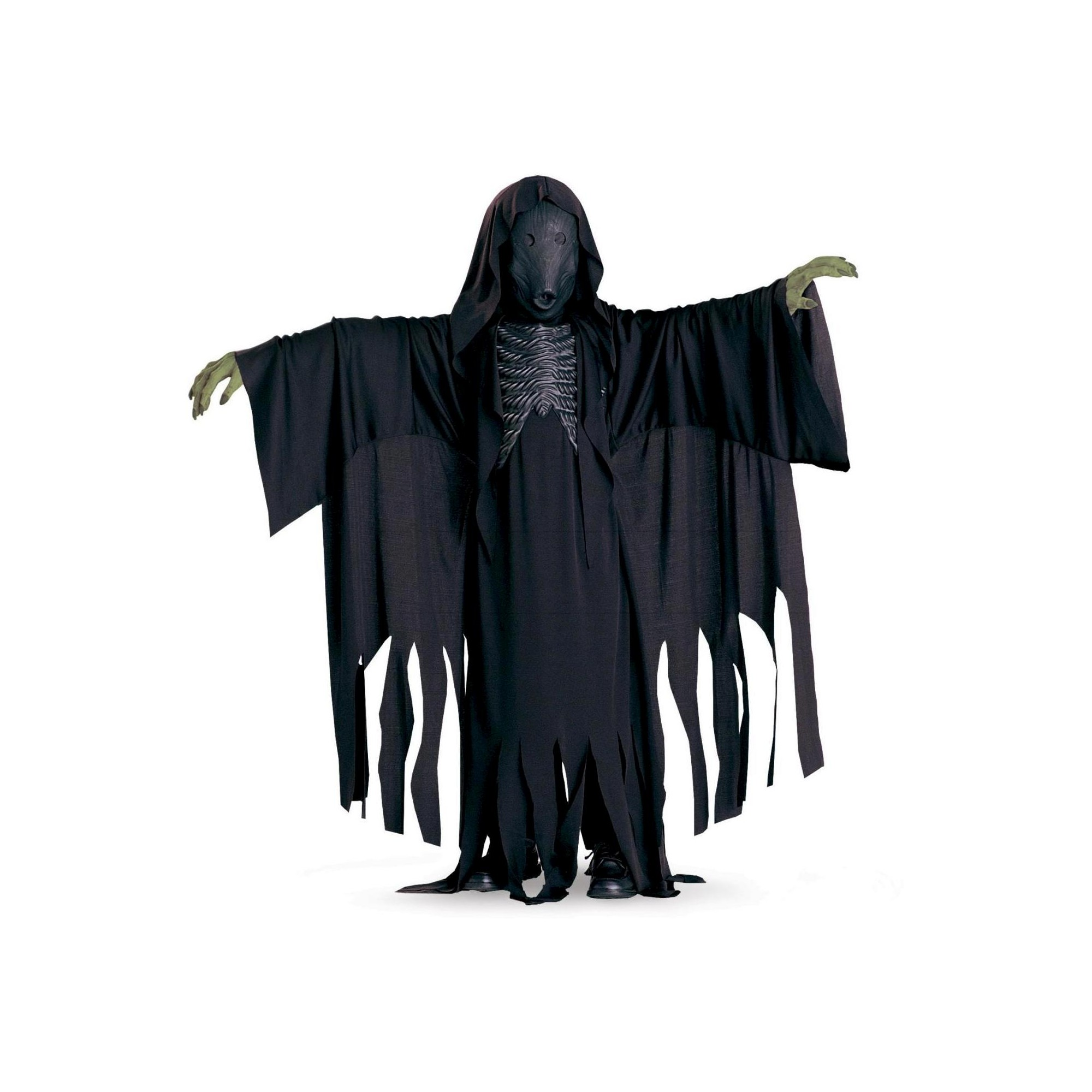 halloween kids harry potter dementor costume large kids unisex black