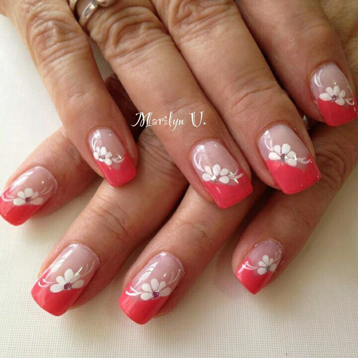 Pin by Amber on new   Pinterest   Magic nails, Nail french and ...
