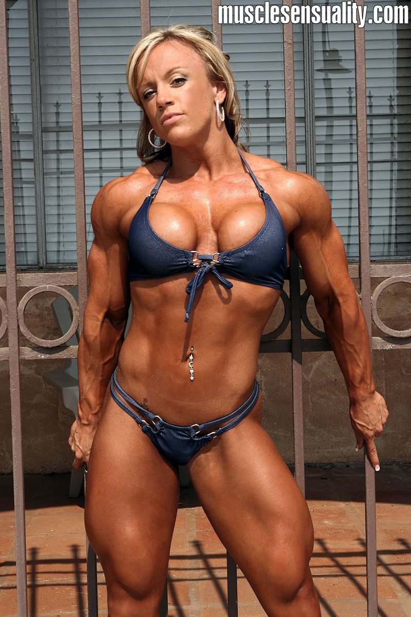 female muscle porn