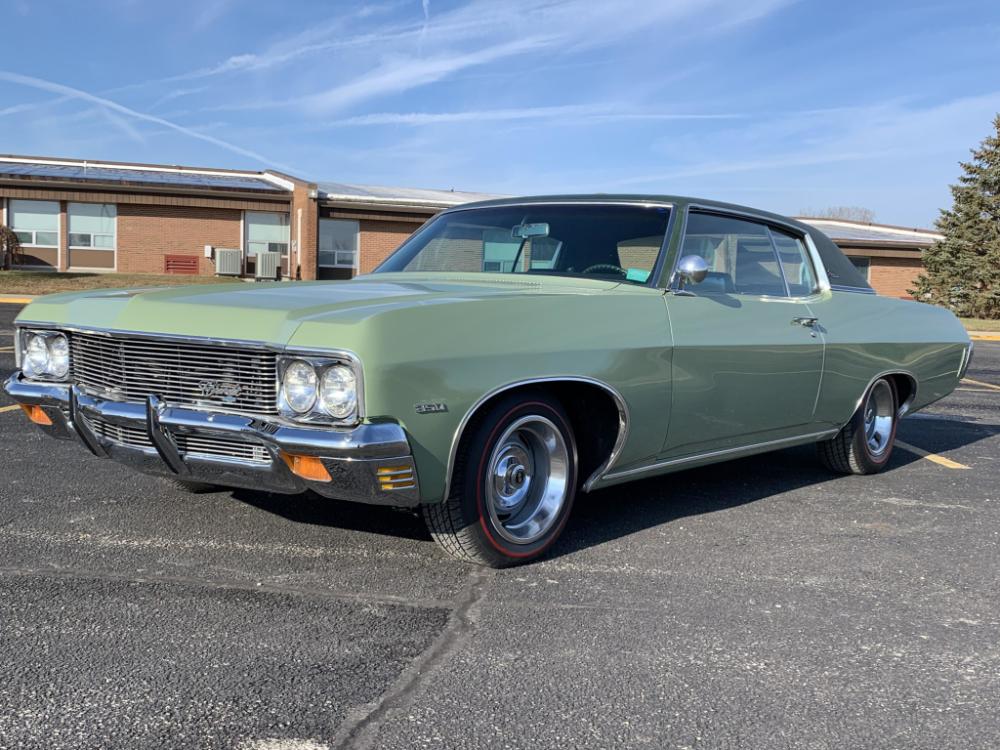 1970 Chevrolet Impala Custom Coupe Em 2020 Los Angeles California Los Angeles Gta