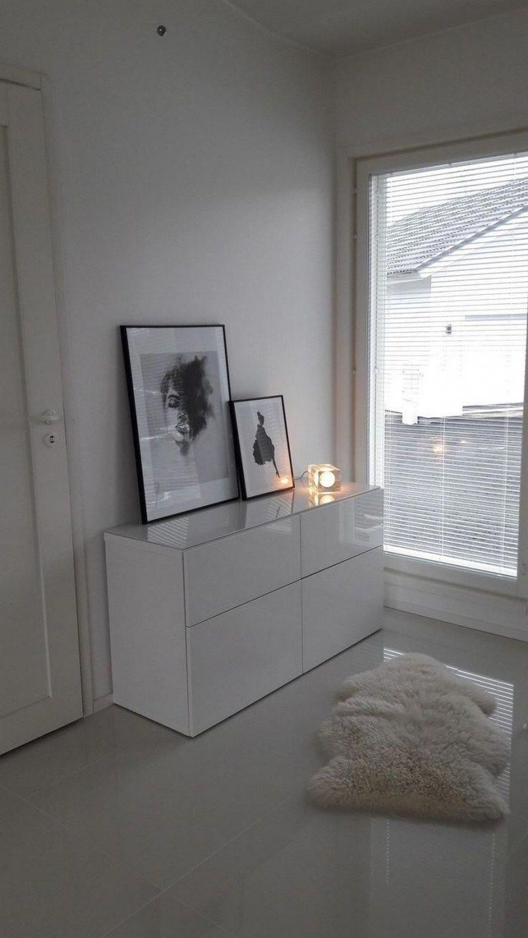 Nifty Small Bedroom Ideas and Designs #bedroomideas #bedroomdesign #smallbedroom… Yatak odası