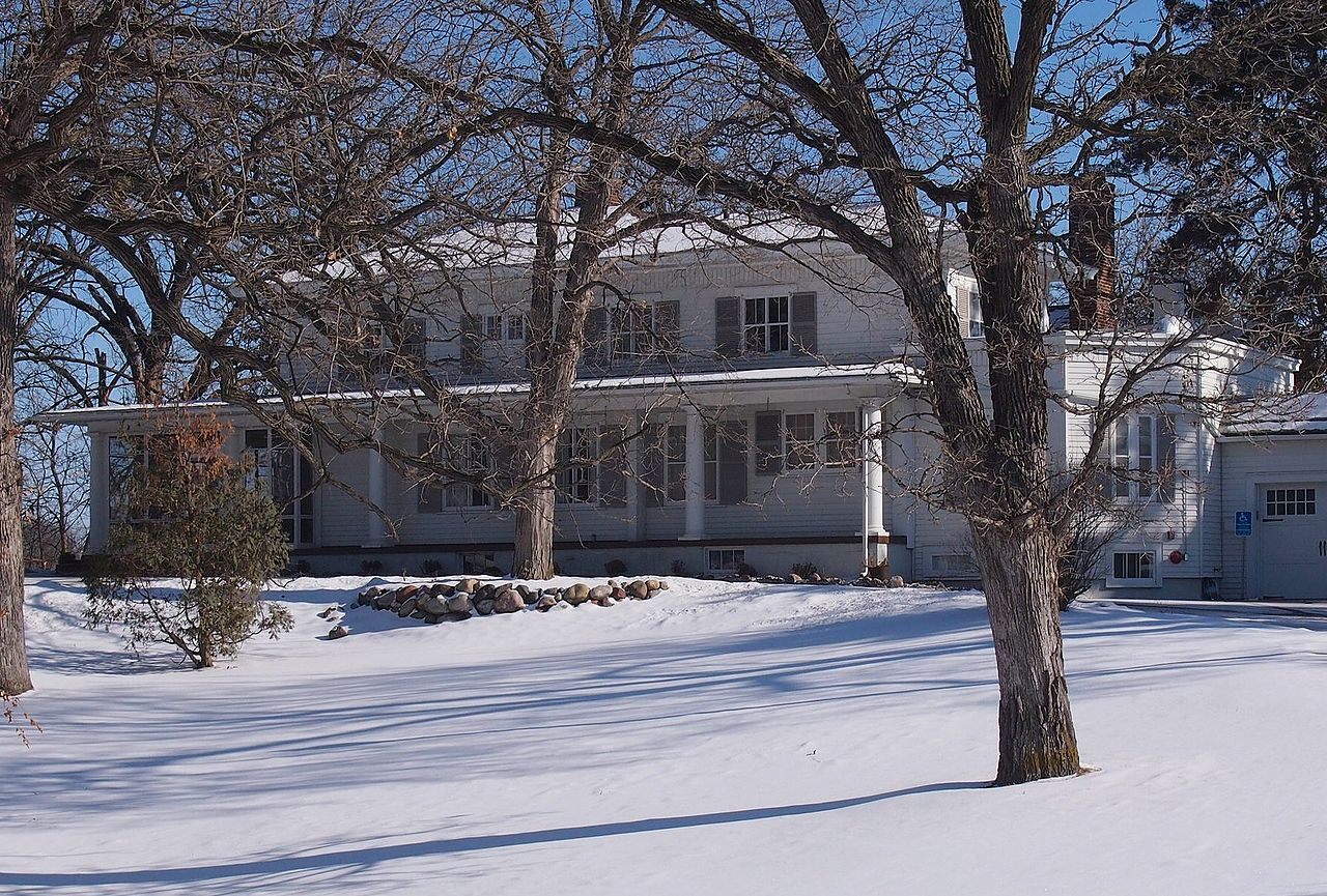 Woodbury House In Anoka County Minnesota National Register Of
