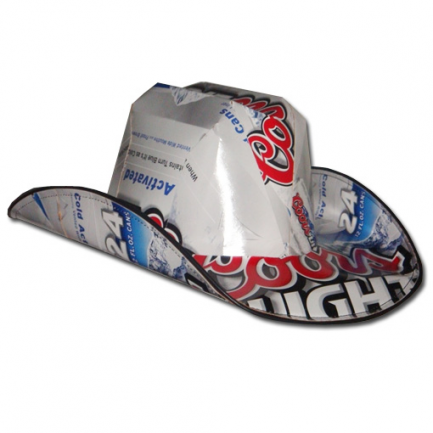 4a0b315876653 Coors Light Traditional Cowboy Beer Hat