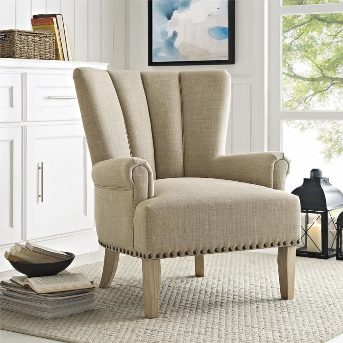 39 Pieces Of Furniture From Walmart You Ll Actually Want In Your Home Accent Chairs For Living Room Living Room Chairs Big Comfy Chair