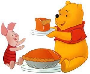 Thanksgiving-Winnie the Pooh and Piglet | Winnie the pooh ...