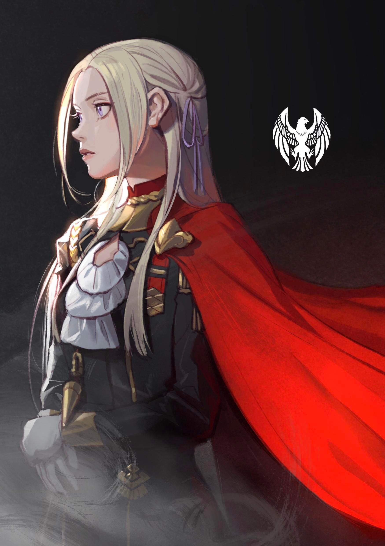 Edelgard Fanart Fire Emblem Characters Fire Emblem Fire Emblem Wallpaper