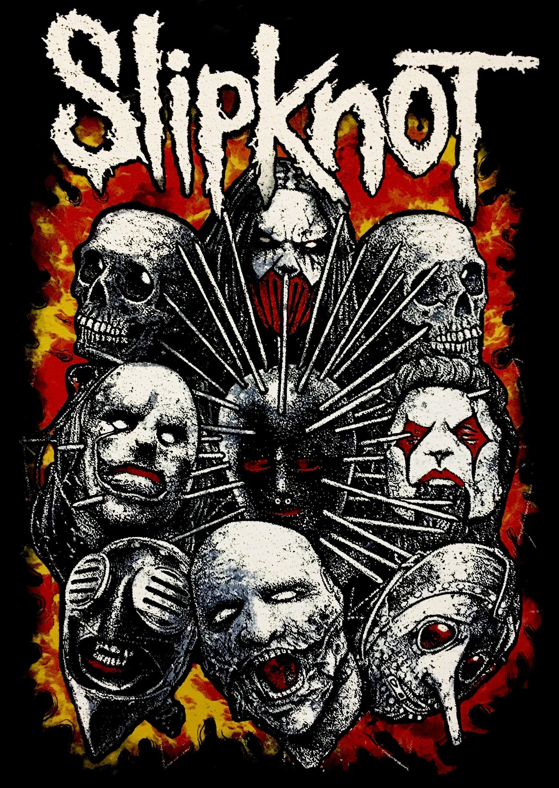 Slipknot Grafis, Gambar, Hiburan