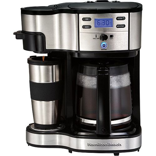 Home Camping Coffee Maker Hamilton Beach Single Serve Coffee