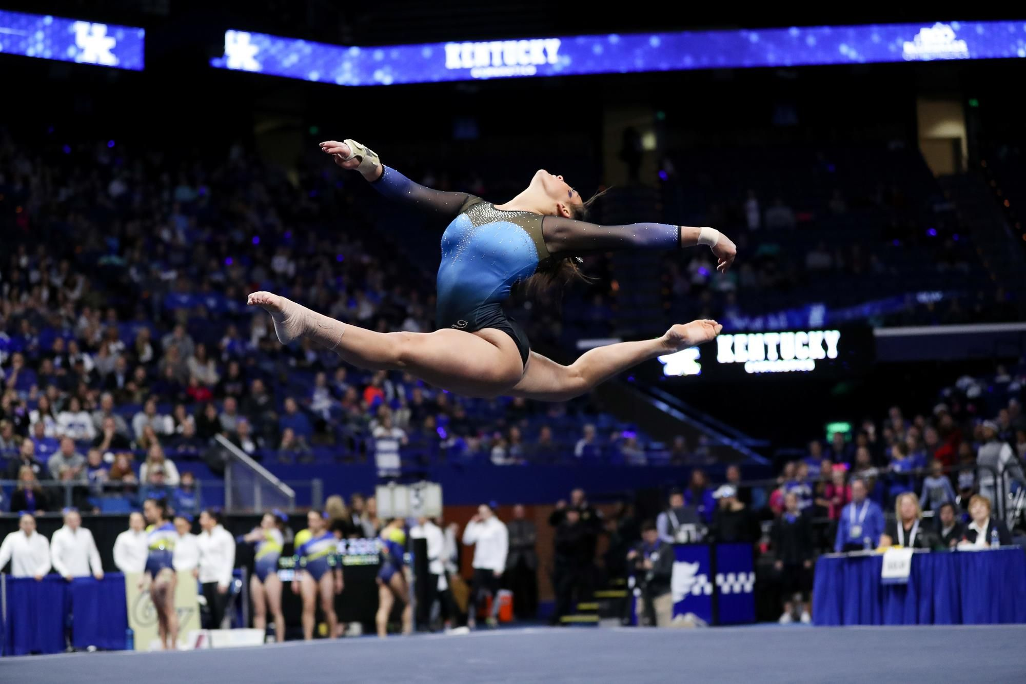 Five Kentucky Meets to be Broadcast Live on SEC Network