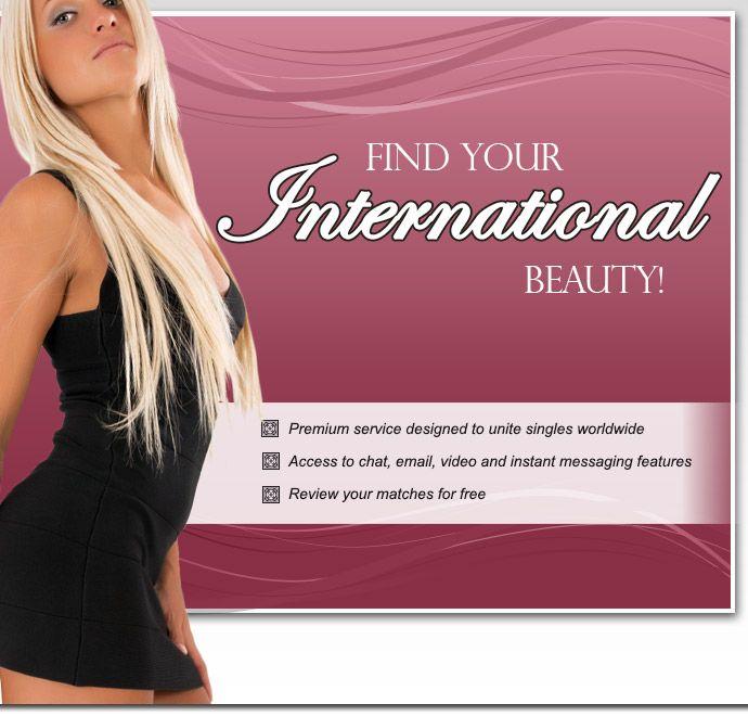 International Cupid - International Dating | things to do ...