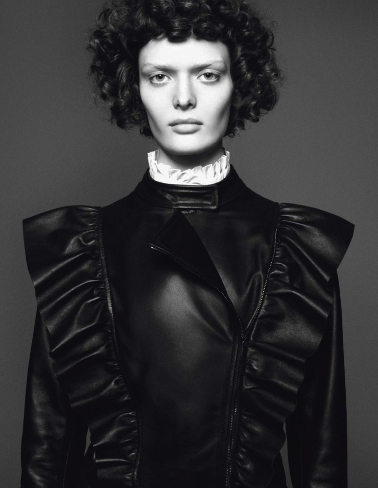 Sam Rollinson by David Sims for Vogue Paris May 2013 3