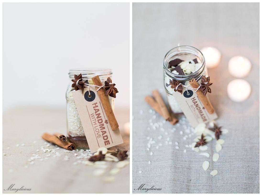 Schokomilchreis Mischung Marylicious Milchreis Geschenke Aus Der Kuche Geschenke