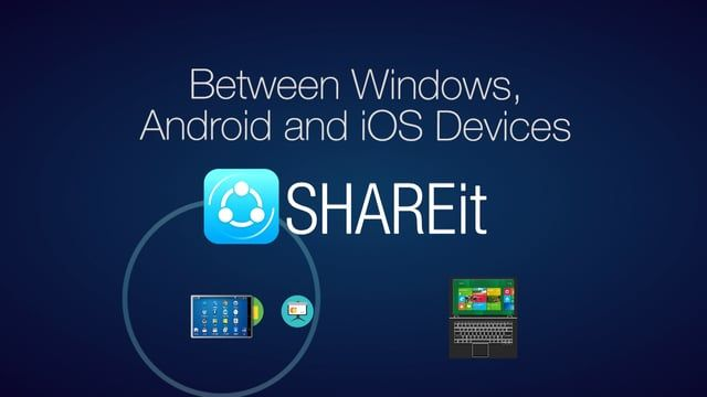 Shareit Free Download for PC Windows 7, windows 8, windows 8
