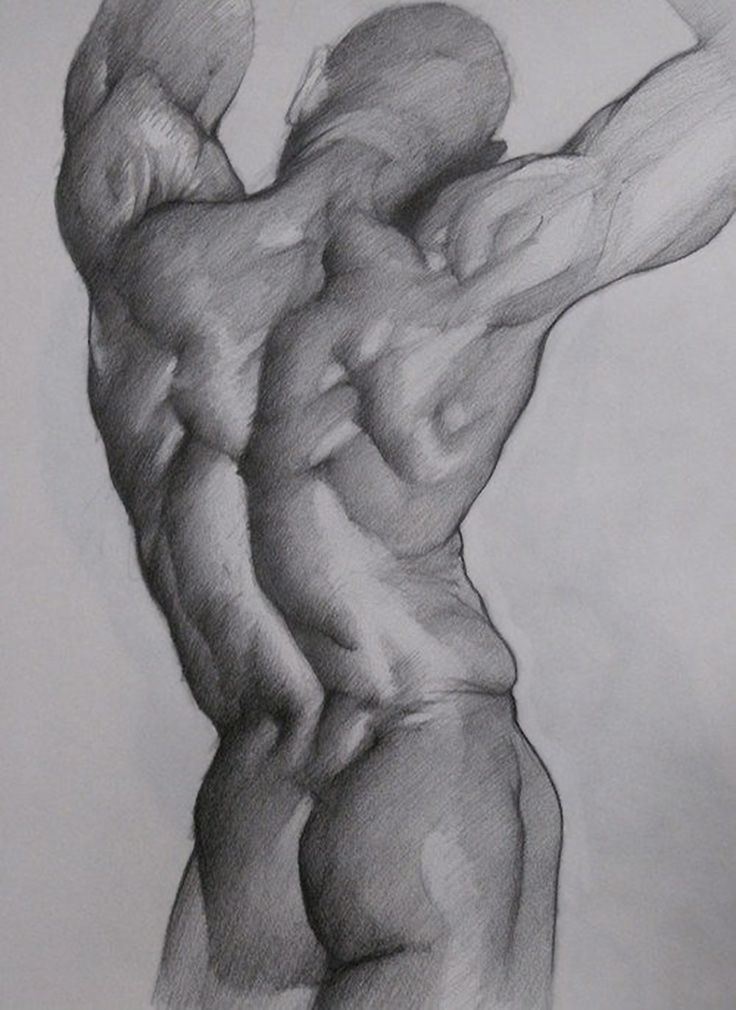of homoerotic drawings nude stances men