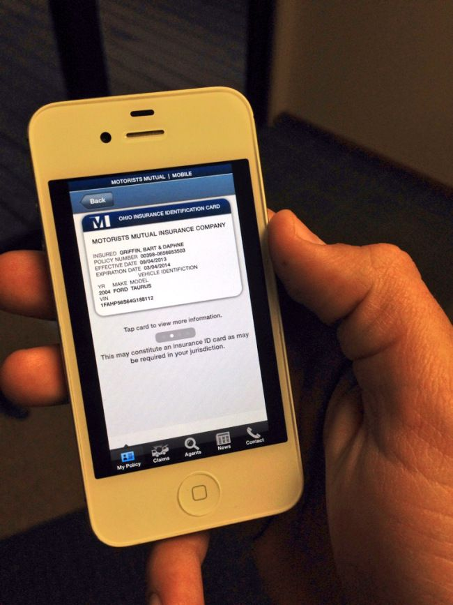Do you feel like you never have your insurance card when you need it? Mobile ID Cards