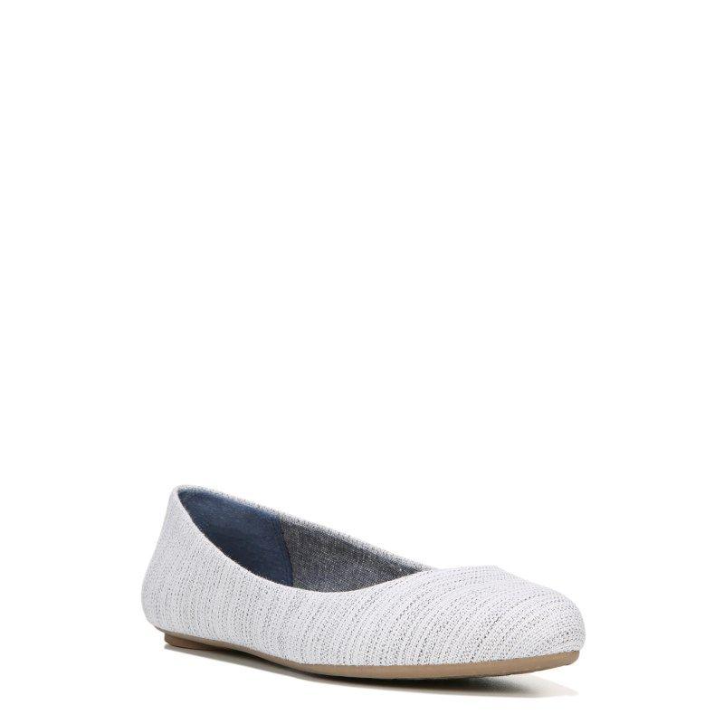 Dr. Scholl's Women's Really Medium/Wide Memory Foam Flat Shoes (Black  Daydreamer)