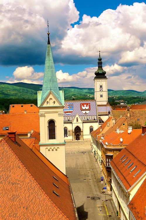 Zagreb Croatia Travel Photos Pictures Available As Stock Photos Pictures Images Also To Download As Photo Art Prints Ph Zagreb Zagreb Croatia Croatia