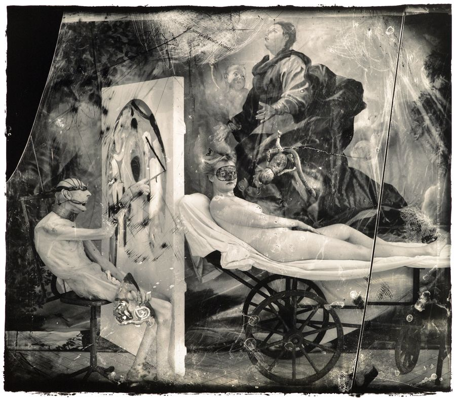 Twins Speak JoelPeter Witkin and Jerome Witkin