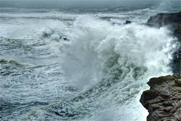 image 1 | Oregon coast, Ocean sounds, Rocky creek