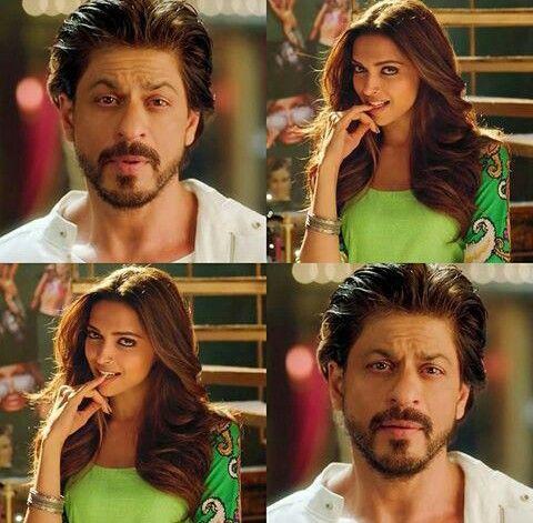 Deepika Padukone and Shahrukh Khan - Happy New Year (2014 ...