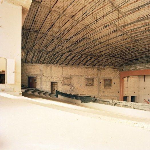 ARCHITECTURE AND CINEMA: A JOURNEY THROUGH THE CINEMAS OF PUGLIA