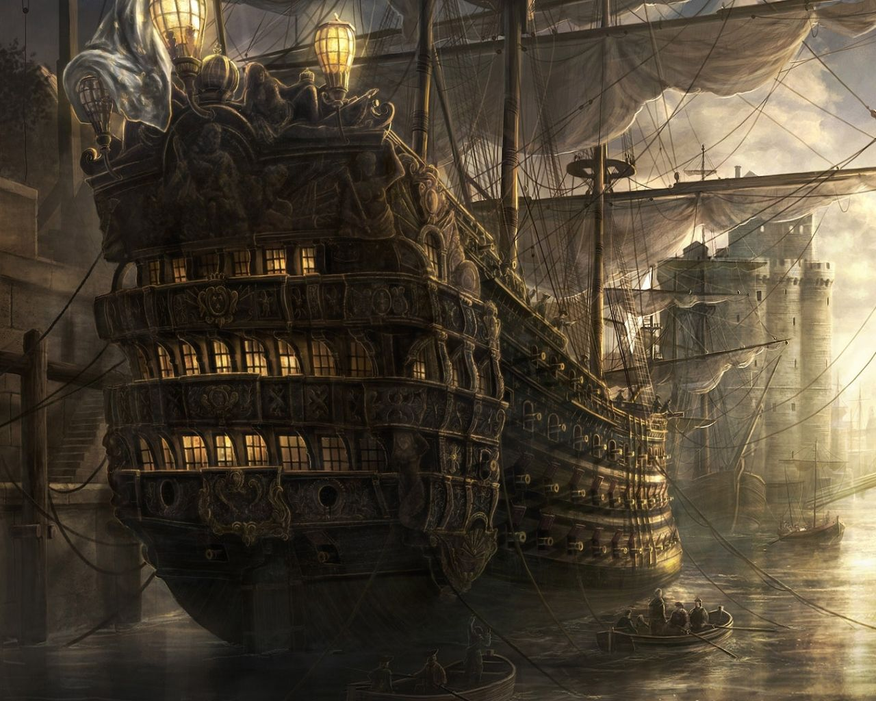 Fantasy ship cliff jolly roger pirate ship rock lightning wallpaper - Riches Or Death A Pirate Tale Ooc Forum Roleplaying Forum Games