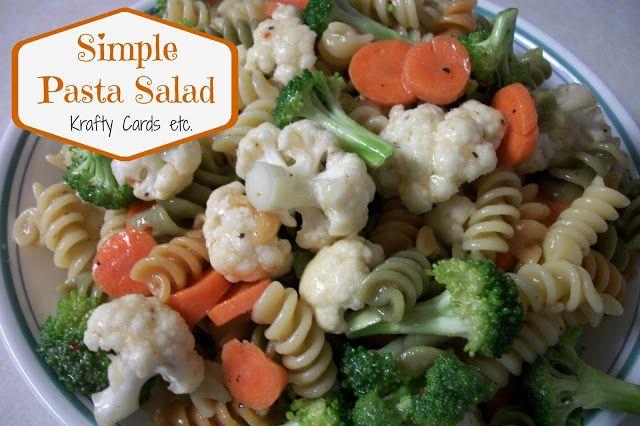 Simple Pasta Salad Easy Pasta Salad Pasta Salad Easy Pasta