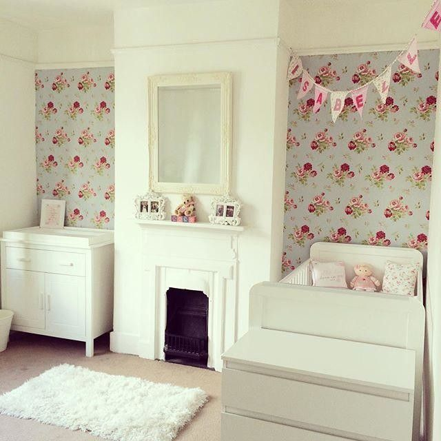 Bedroom Decorating Ideas Cath Kidston cath kidston baby room <3 | future home | pinterest | room ideas