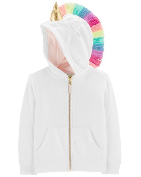 d312dcc34 Unicorn Glitter Jacket | These Clothes are Lovely | Kids outfits ...