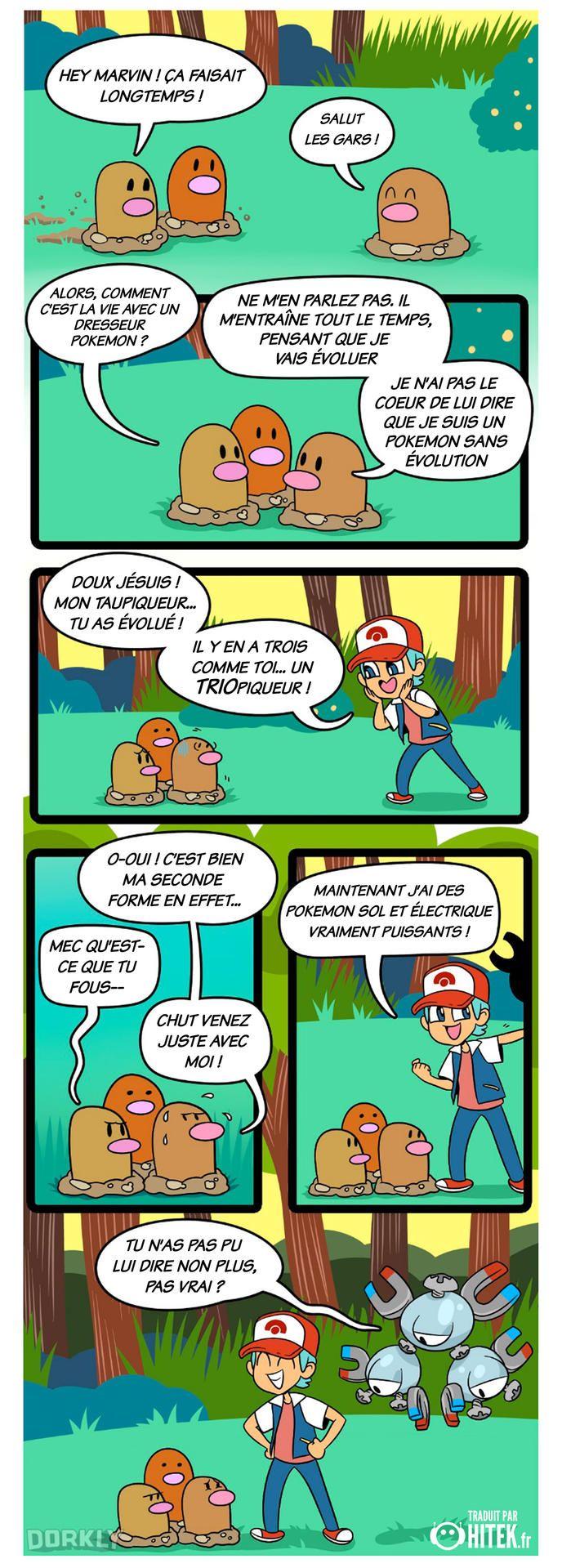 Le secret des Pokémon quils ne veulent pas que tu saches !