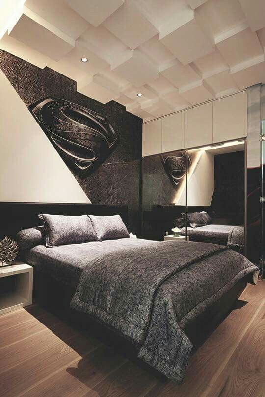 If I Ever Managed To Get My Own Man Cave I Would Make Sure To Either Have Enough Room To Put A Bedroom Like This In There Or To Simple Just Have