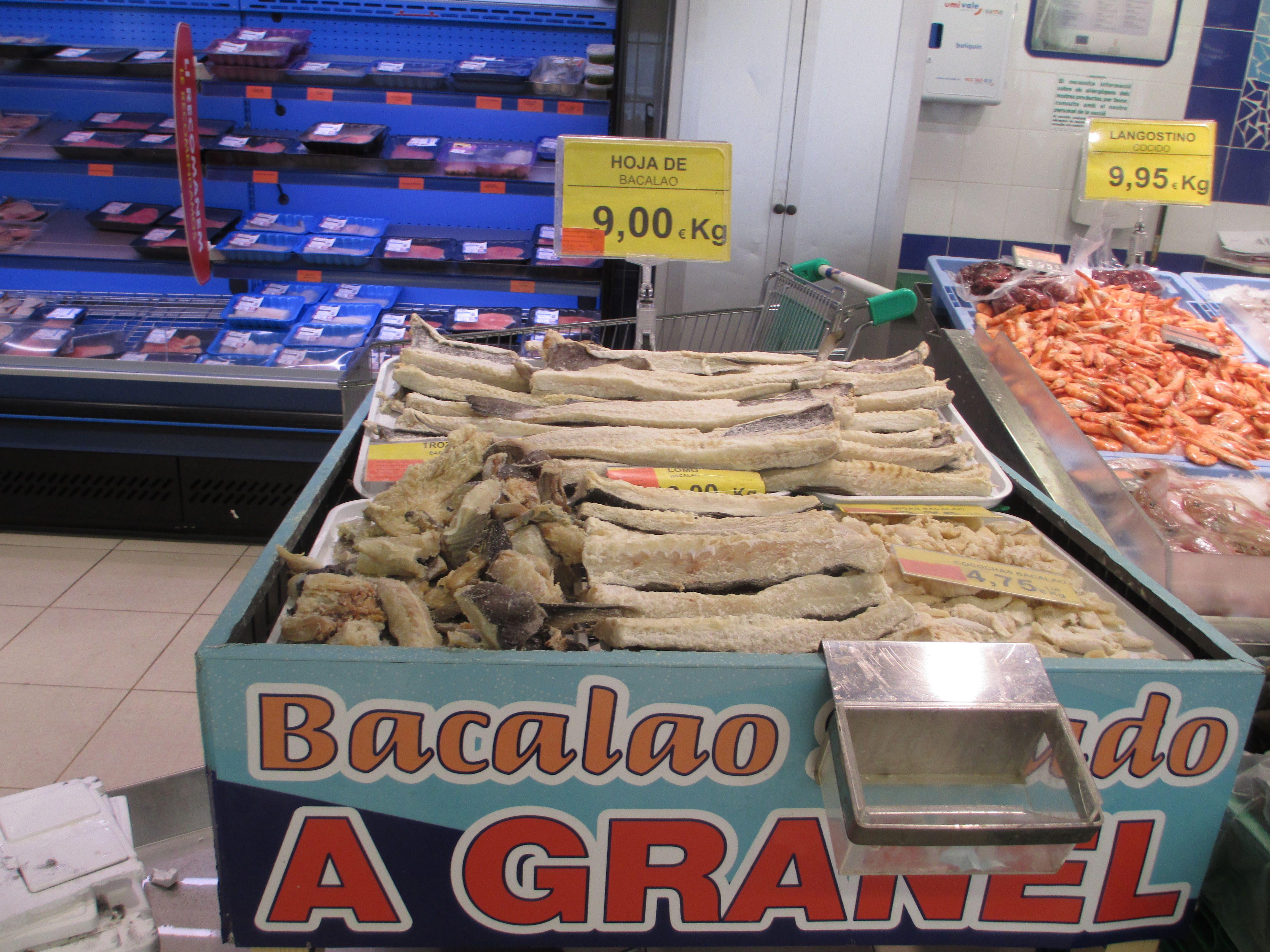 More fresh fish at Mercadona | Spain food | Food, Meat, Cereal