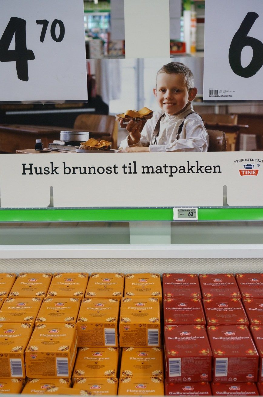 What to Buy at a Supermarket in Norway Norway