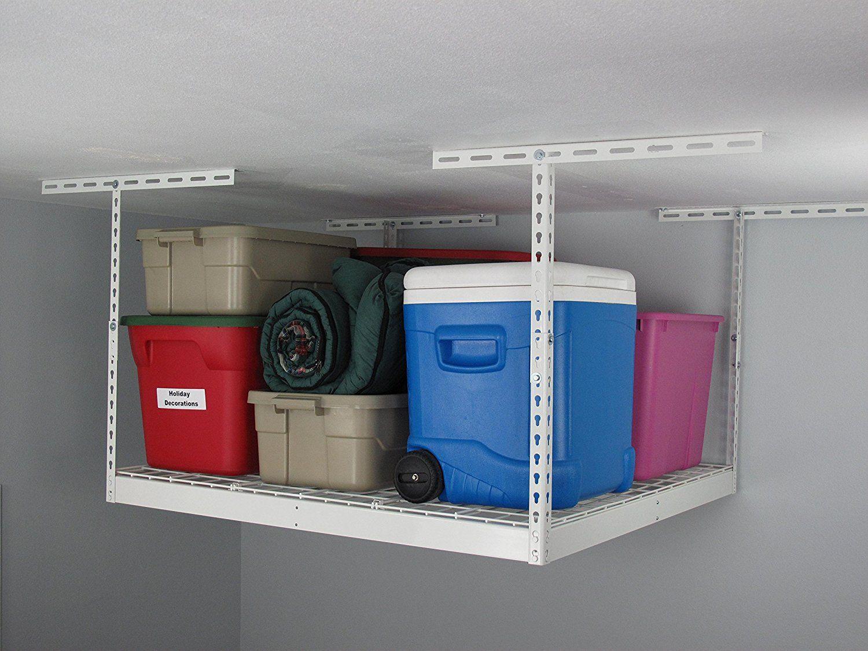 Amazon Com Saferacks Medium Duty 4x4 Overhead Storage Rack