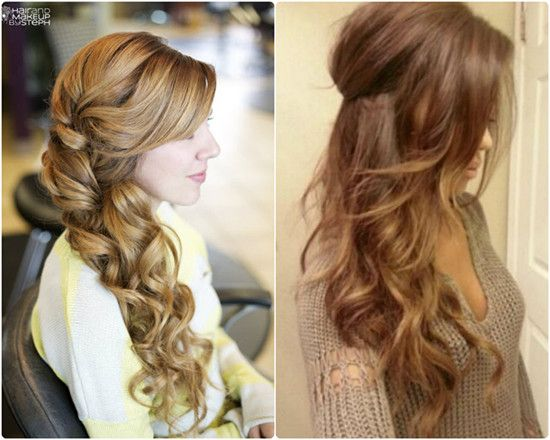 2014 Winter/2015 Hairstyles And Hair Color Trends -